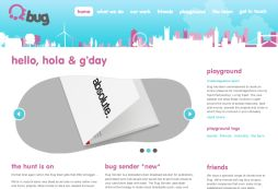 Bug Interactive