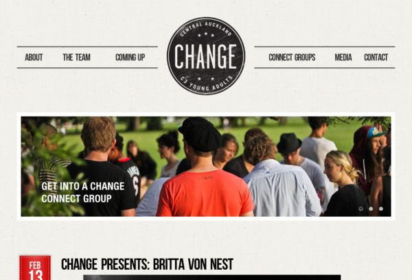 Change Central Auckland