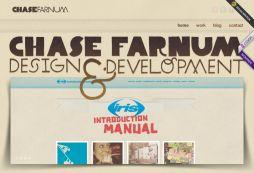 Chase Farnum Personal Portfolio Site