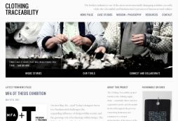 Clothing Traceability