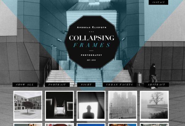 Collapsing Frames