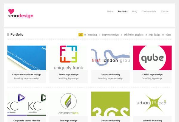 sma design