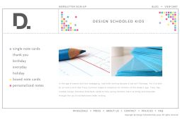 Design Schooled Kids
