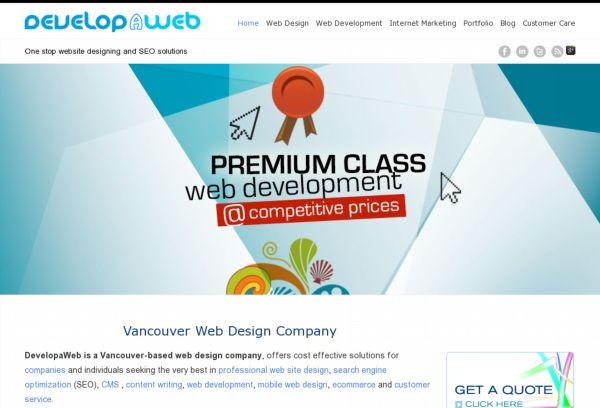 Vancouver Web Design Company