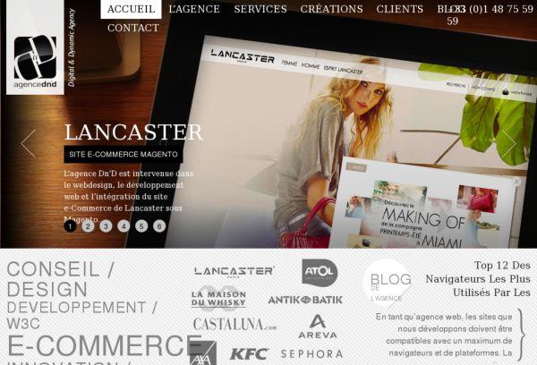 Agence DnD  Dynamic and Digital Agency
