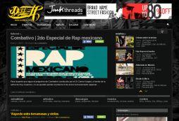Hip Hop  Rap Mexicano