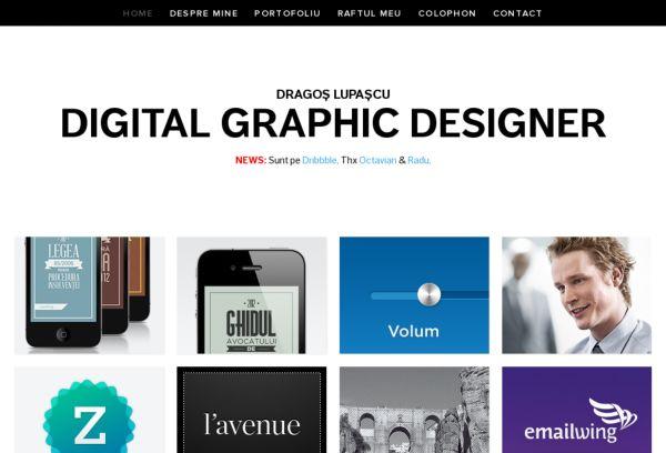 Dragos Lupascu - digital graphic designer