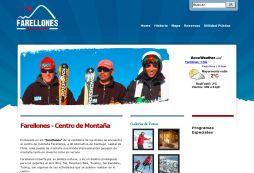 Farellones Ski