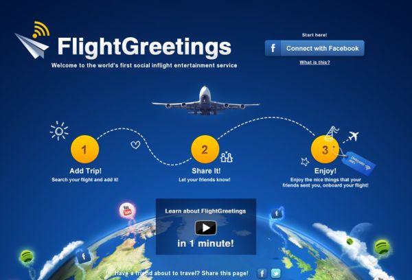 Flight Greetings