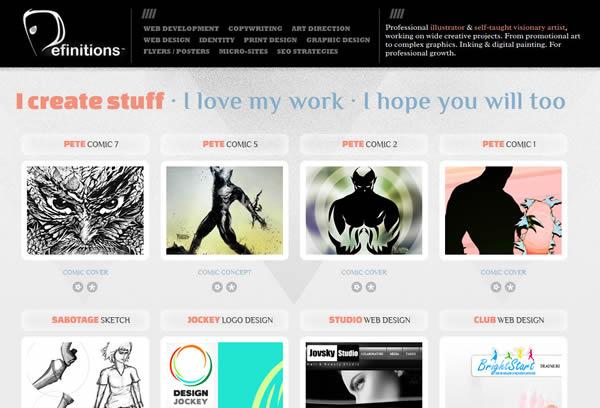 Definitions Studio :: George Petrescu