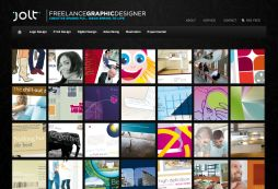 Jolt   Freelance Graphic Designer