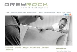 Greyrock Concrete Design