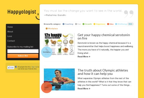 Happyologist