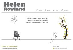 Helen Rowland Psychotherapy