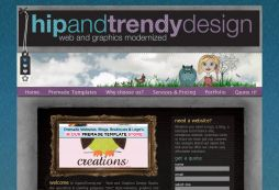 HipandTrendy.net - Modern Web & Graphics Design Studio