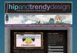 HipandTrendy.net - Modern Web & Graphics Design Studio