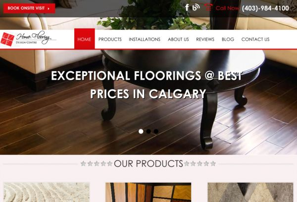 Home Flooring Calgary