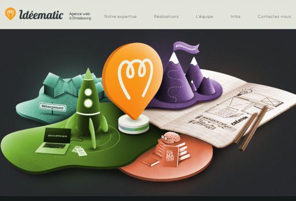 Agence web Ideematic
