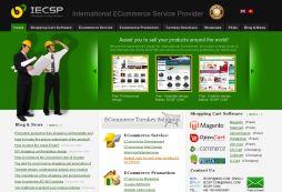 International eCommerce Service Provider