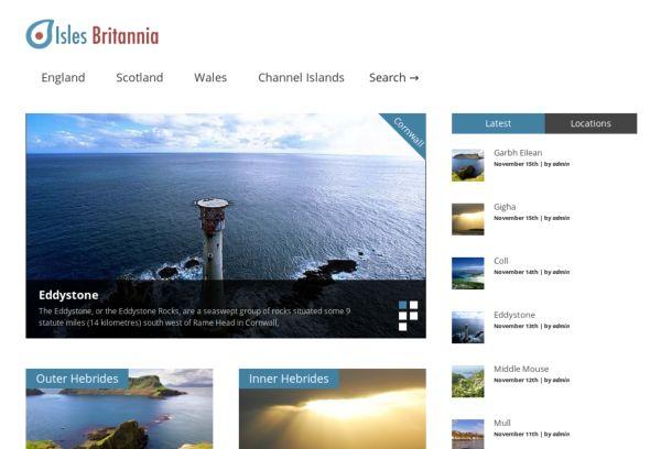 Isles Britannia