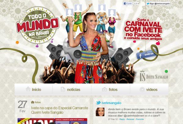 Carnaval 2012 - Ivete Sangalo