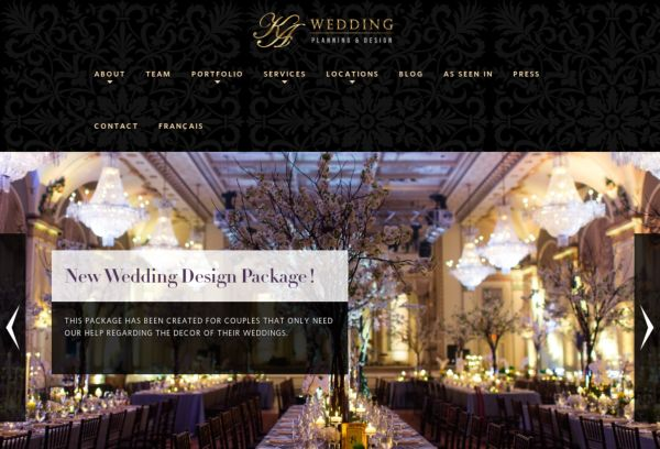 KA Wedding Planning & Design