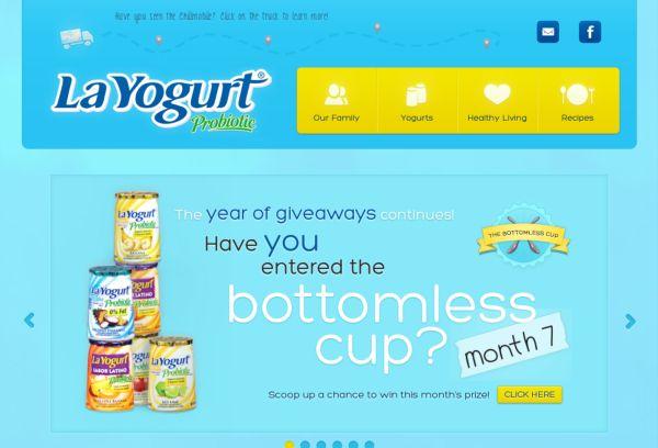 La Yogurt Probiotic