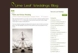 Lime Leaf Weddings - wedding photography