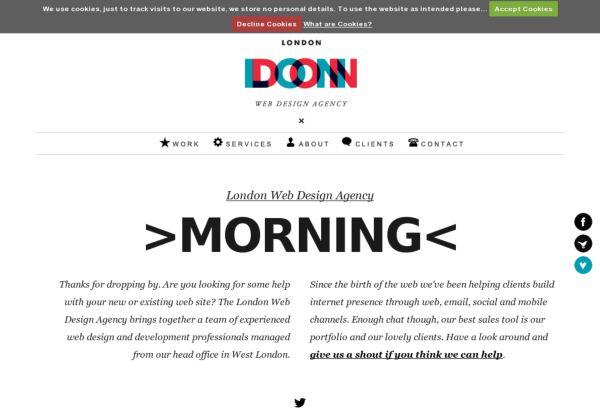 The London Web Design Agency