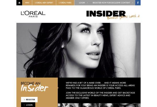 L Oreal Paris Insider