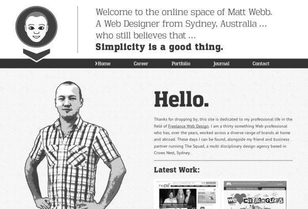 Matt Webb