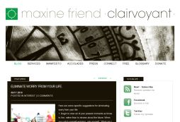 Maxine Friend Clairvoyant