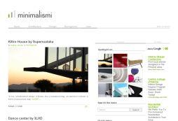 Minimalismi   Architecture & Design Blog