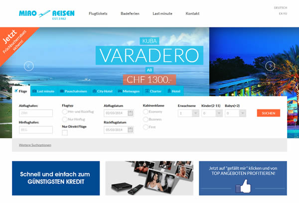 Miro Reisen Travel Agency