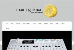 Morning Lemon - The Digital Lifestyle Guide.