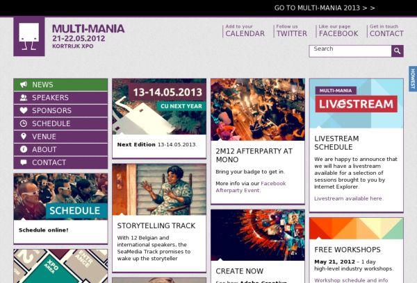 Multi-Mania 2012