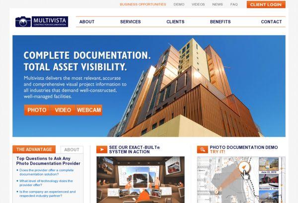 Multivista Construction Documentation Photography & Webcams