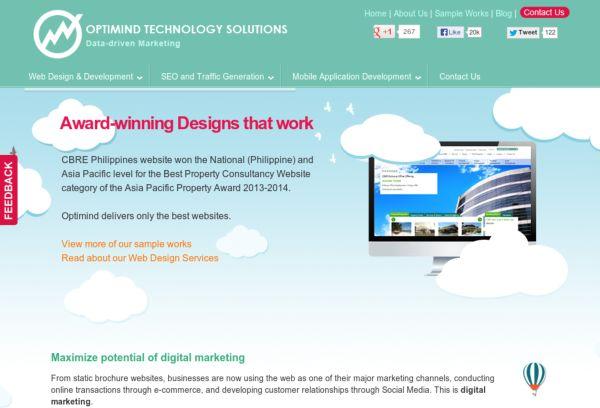 Optimind SEO and Web Design