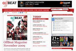 OffBeat Magazine   Louisiana and New Orleans Music Resource