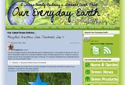 Our Everyday Earth - Green Education Blog