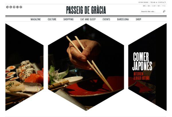 Paseo de Gracia magazine