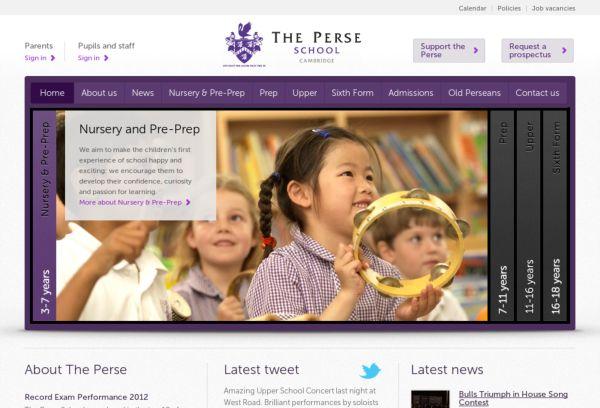 The Perse School Cambridge
