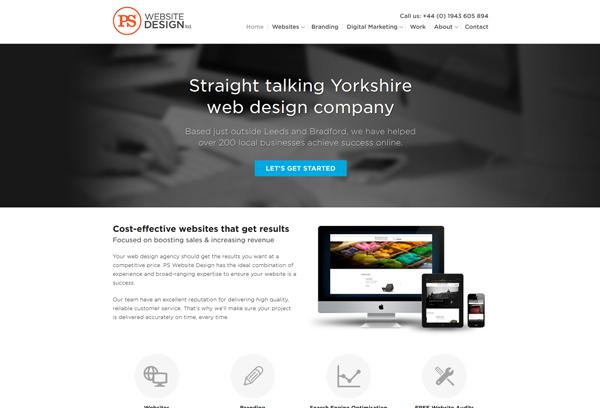 PS Website Design
