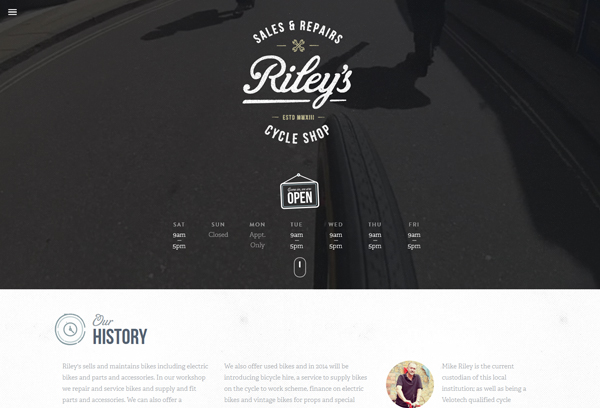 Riley\'s Cycles