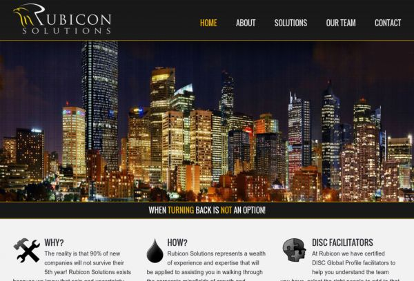 Rubicon Solutions