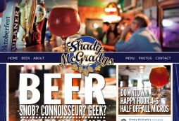 Shady McGrady\'s Pub