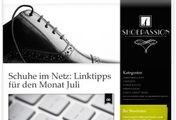 Herrenschuhe Blog