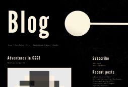 Simon Foster design blog