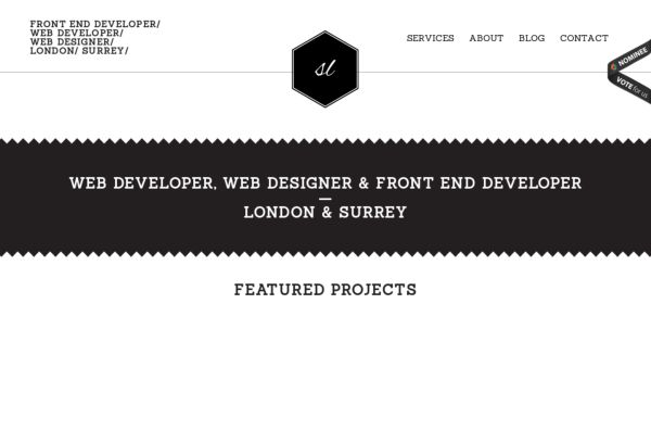 Simon Lockyer Online Portfolio