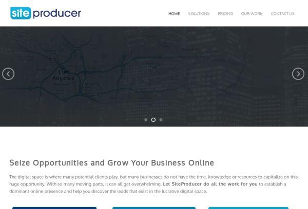 SiteProducer.com